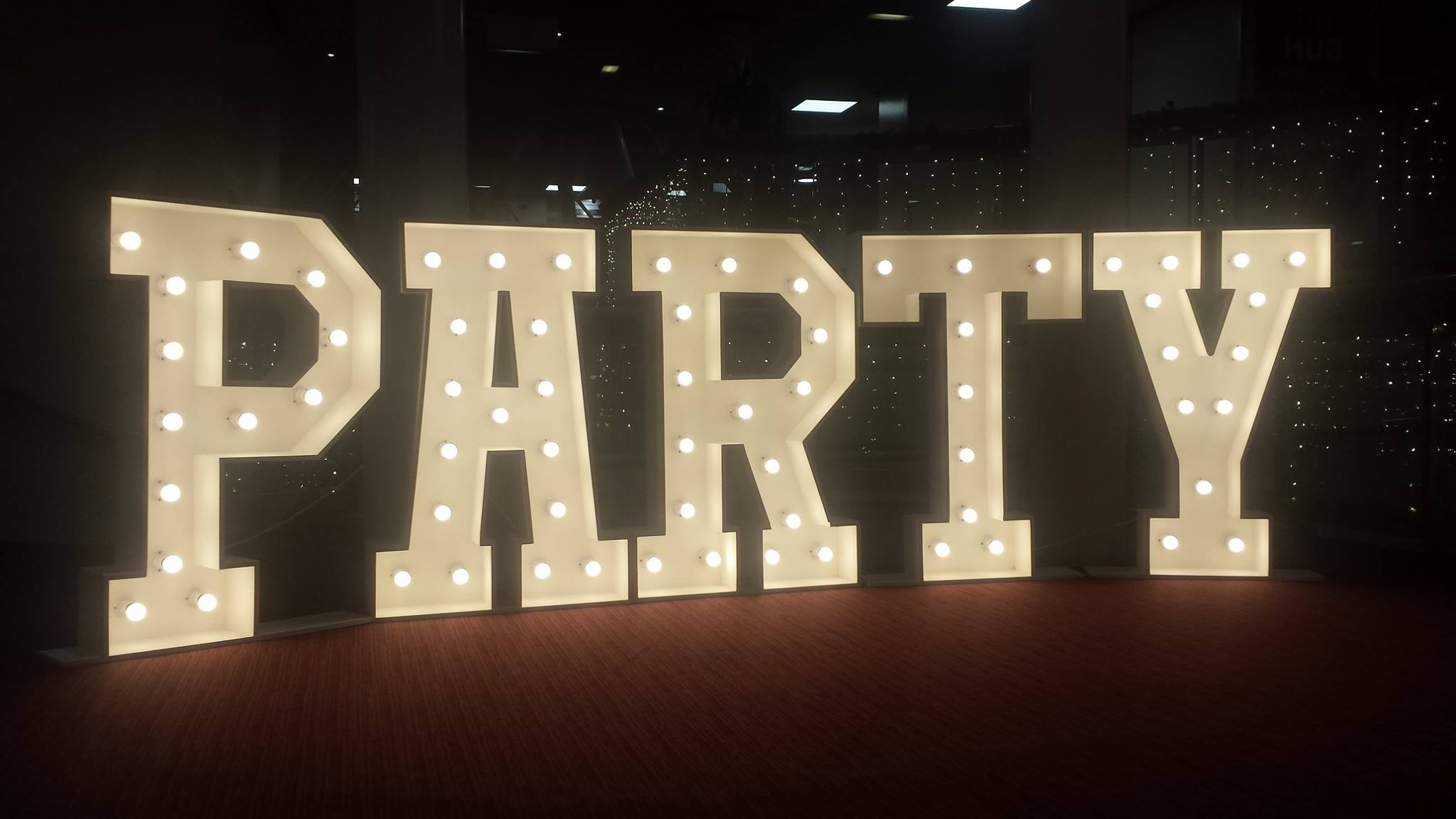 Letters - PARTY