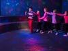 Kids neon disco party